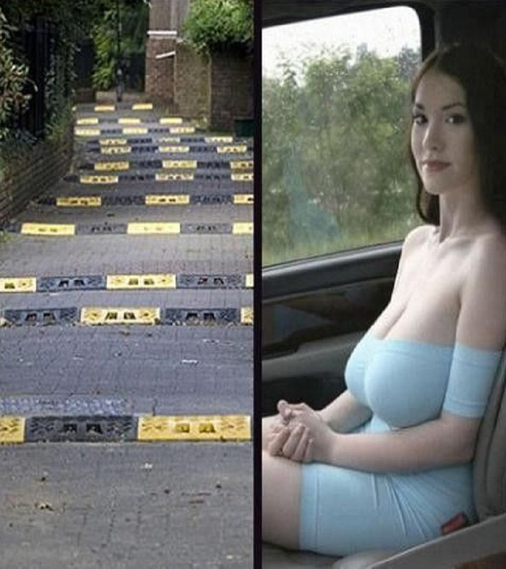 I'm pretty sure we all know where this is going... Right?...| #Hot #Girl #Speed #Bumps