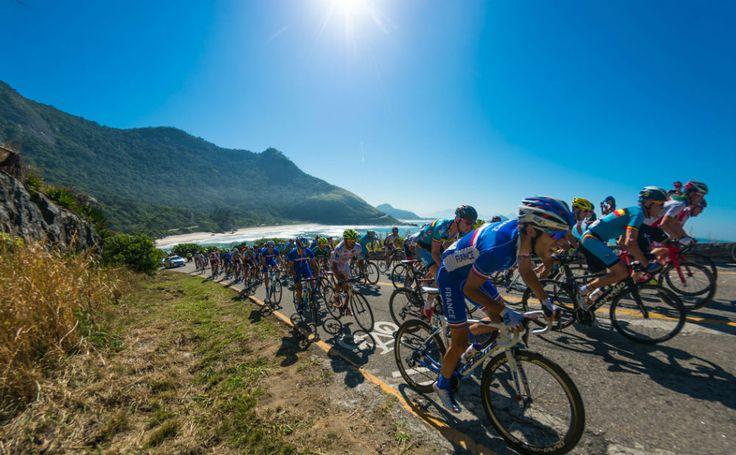 Evento-teste do ciclismo para o Rio 2016 é considerado um sucesso. Mas e o assalto?