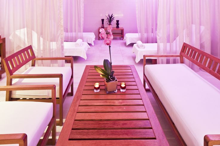 Relaxation Room at Ajala Spa, Grange Tower Bridge Hotel #AjalaSpa #Relaxation