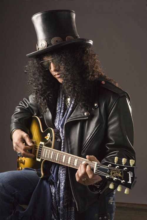 can't believe Im admitting this but between grades 6-7 I had hair like slash but I wasn't as cool as him *lol*