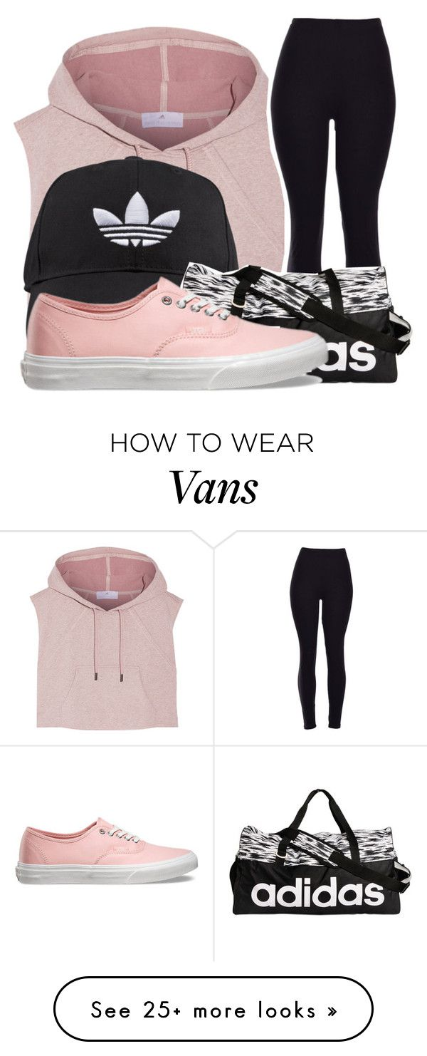 """Dance Class"" by todopeaerii on Polyvore featuring adidas, Vans, women's clothing, women, female, woman, misses and juniors"