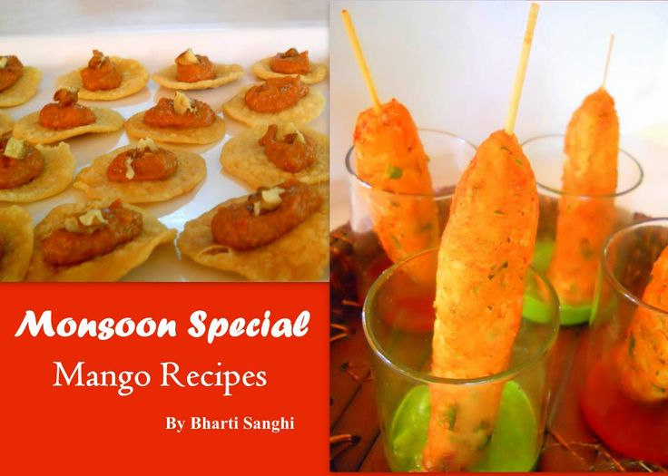 Before the mango season ends, Bharti Sanghi shares some comfort recipes that you can delight in this monsoon.