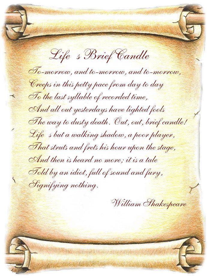 the literary life of william shakespeare