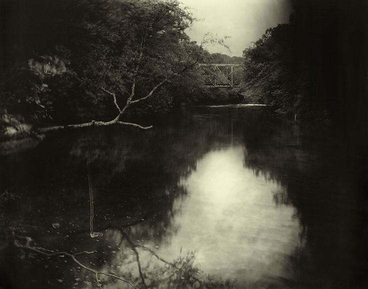1998- Sally Mann landscapes = I've poured over them since I was in high school and they still take my breath way.