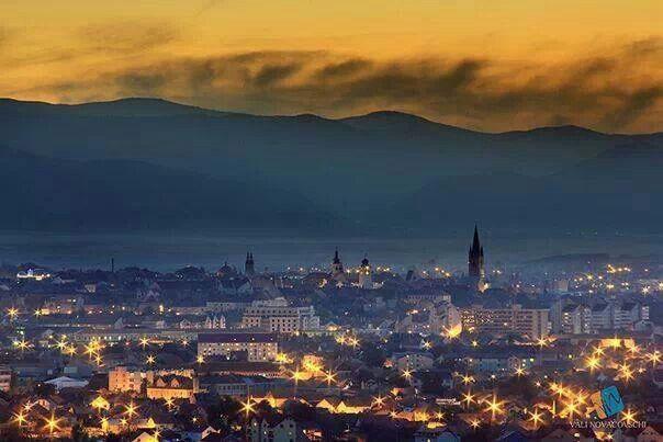 Sibiu,  Hermannstad,  Transilvania, Romania