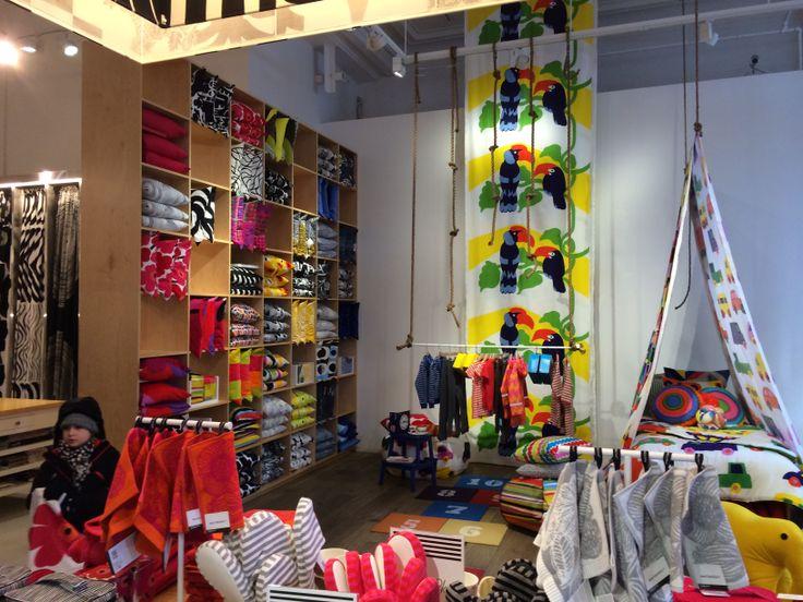 marimekko store NYC