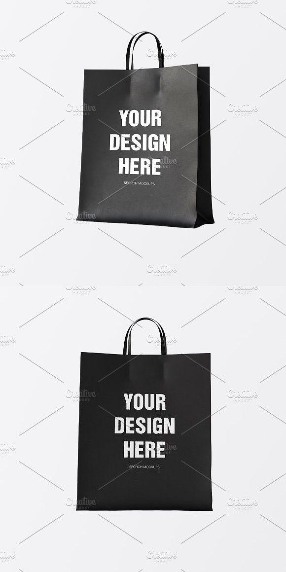 Download Paper Bag 01 Bags Paper Bag Bag Mockup