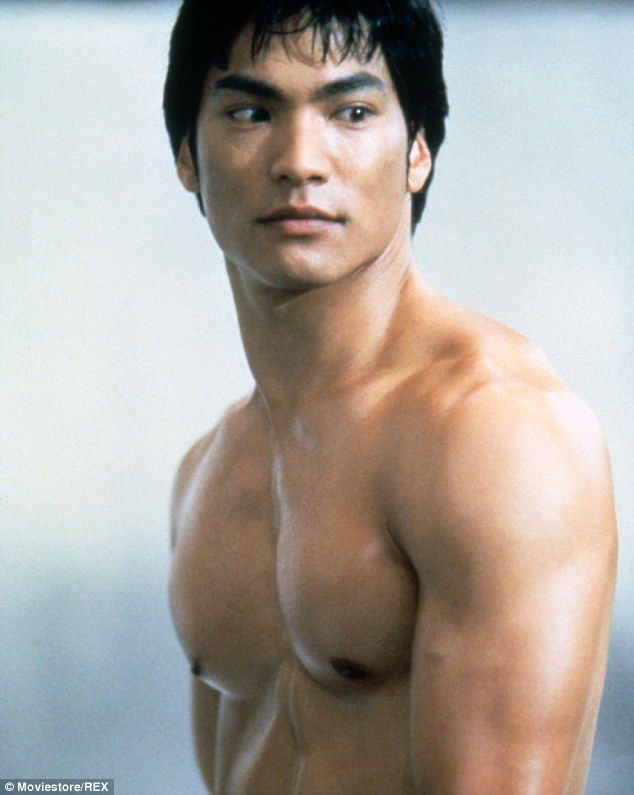 A 1993 film 'Dragon: The Bruce Lee Story' starred Jason Scott Lee (