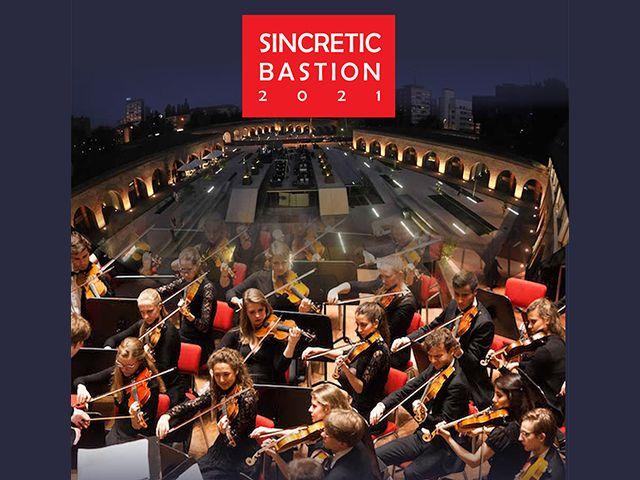 Sincretic Bastion 2021 – doua concerte in aer liber | timisoaraazi