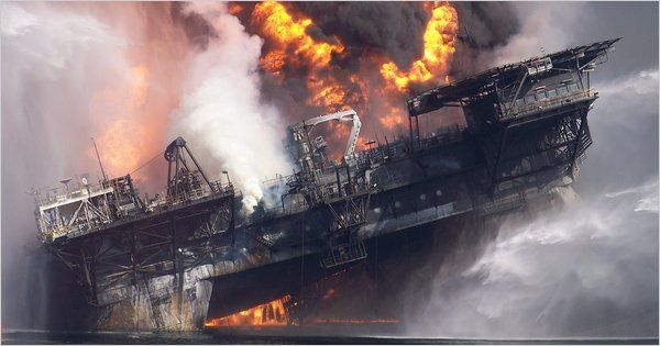 The final hours leading up to the explosion of the Deepwater Horizon rig that killed 11 and caused irreparable damage to the Gulf of Mexico's ecology