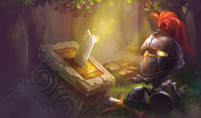 Little Knight Amumu - Skins Amumu