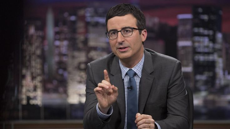 John Oliver Explains How Real And Fake TV Journalists Are Killing Their Information Source – Newspapers
