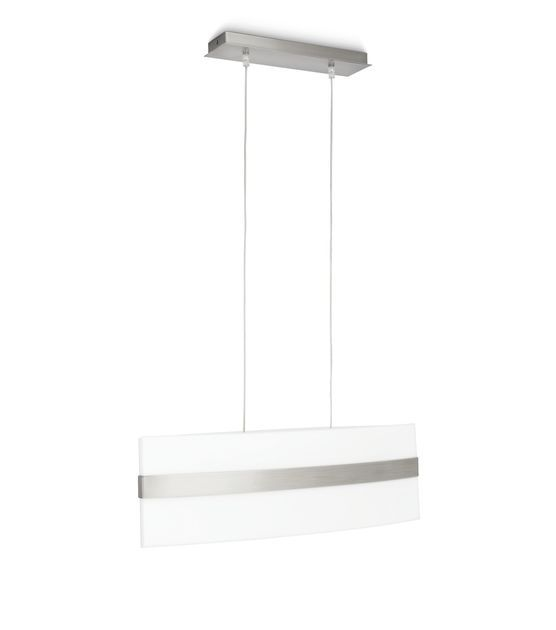 N/A myLiving Cretonne Hanglamp 3-lichts | V&D