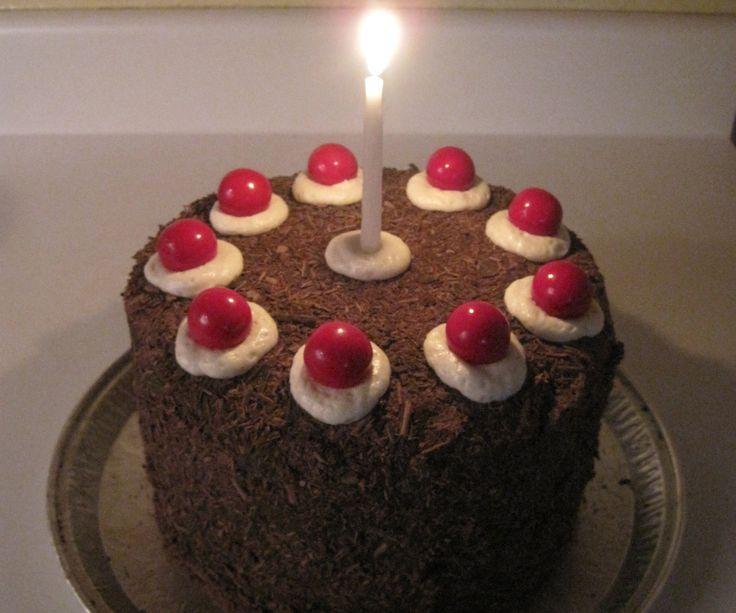 How to make a Portal cake