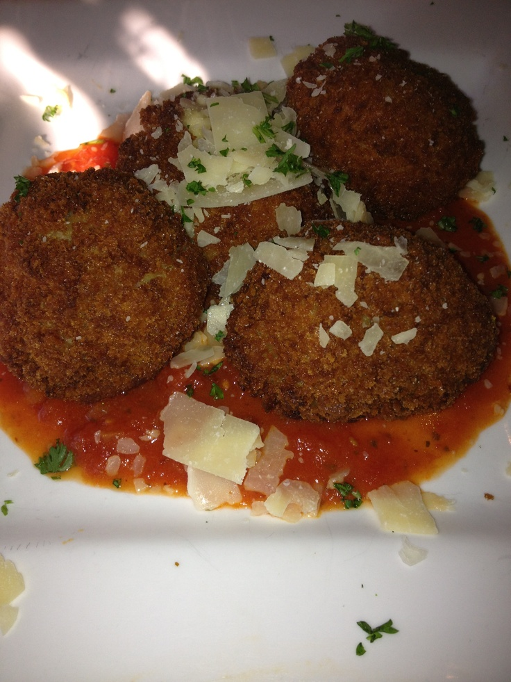 fried mac amp cheese balls from bill s in chincoteague va