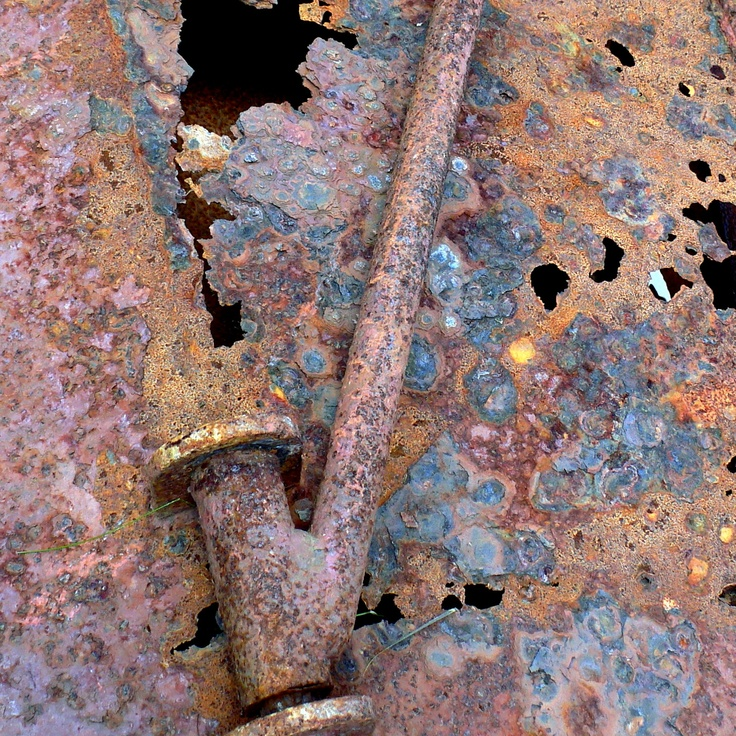 rust out