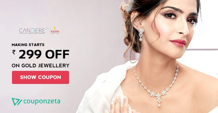 Buy Gold Jewellery @CandereByKalyan  Get Upto 61% OFF💍Swarna Utsav Offers Making Charges Starting at Rs 299 #jewellery #gold #diamond #offers #couponcode #promocode