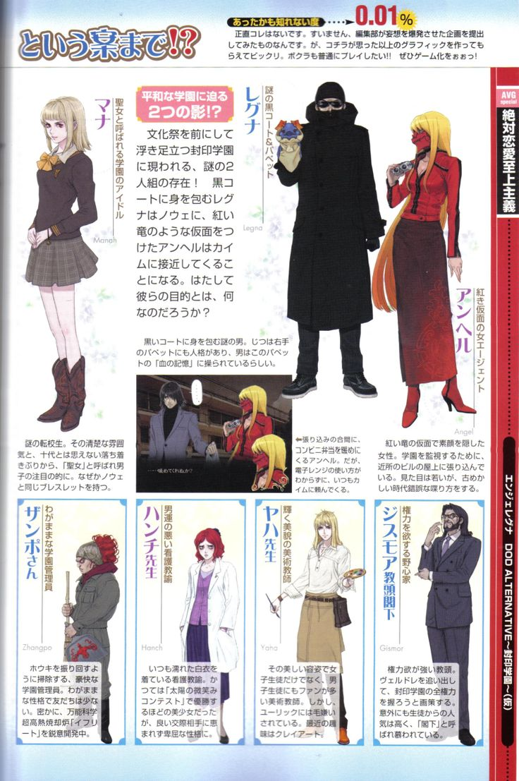 anime Anime Girls Drakengard Wallpapers HD Desktop and