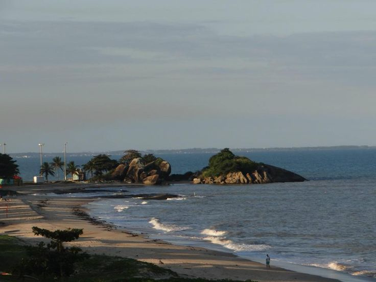 Praia de Itaoca - Itapemirim - ES, Brasil