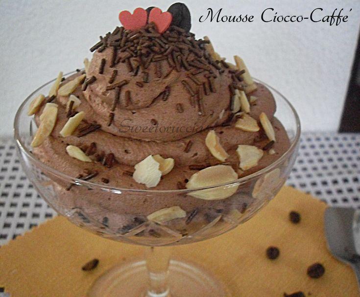 Mousse ciocco-caffé