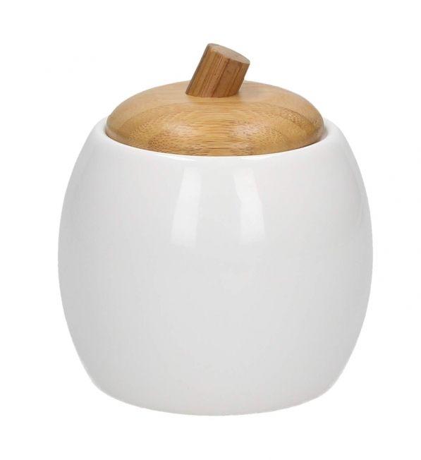 Pojemnik ceramiczny na kawę AFFEK DESIGN JABŁUSZKO 0,4 l