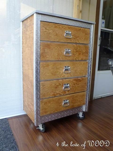 Industrial Bedroom Furniture: Best 25+ Industrial Dresser Ideas On Pinterest