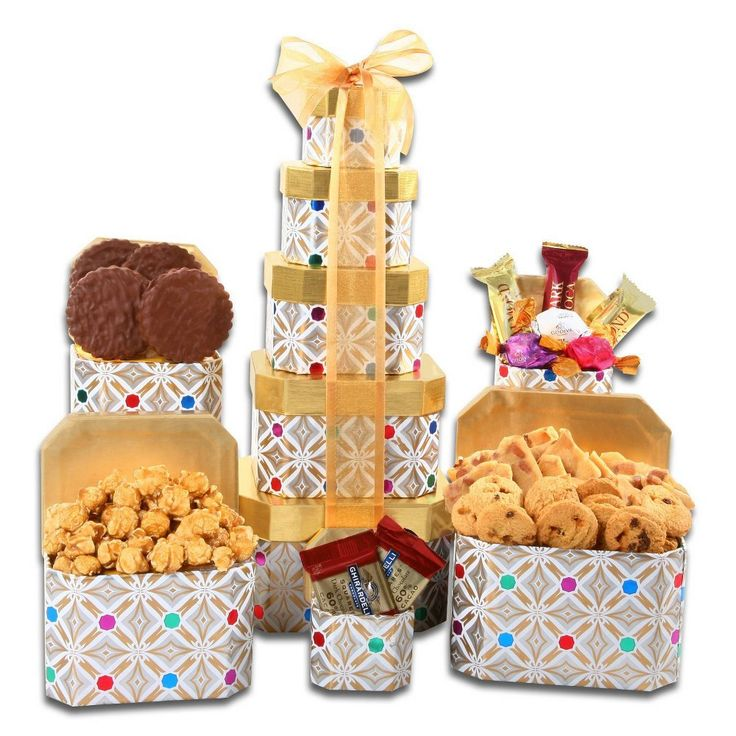 Classic candy confections gift basket 3lb classic