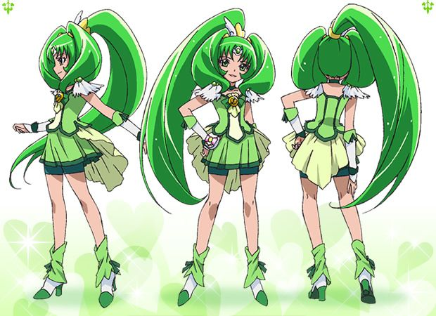 Candy | Smile Pretty Cure | Anime Characters Database (English)