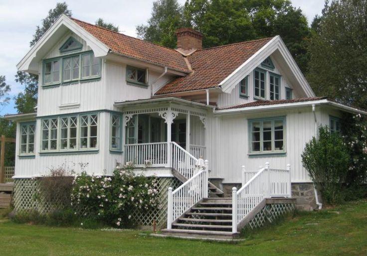 Glädjefrid - Sveriges vackraste villa 2009 - viivilla.se