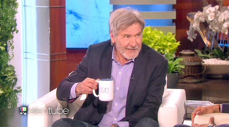 Harrison Ford has advice for the young Han Solo: 'Don't do it'