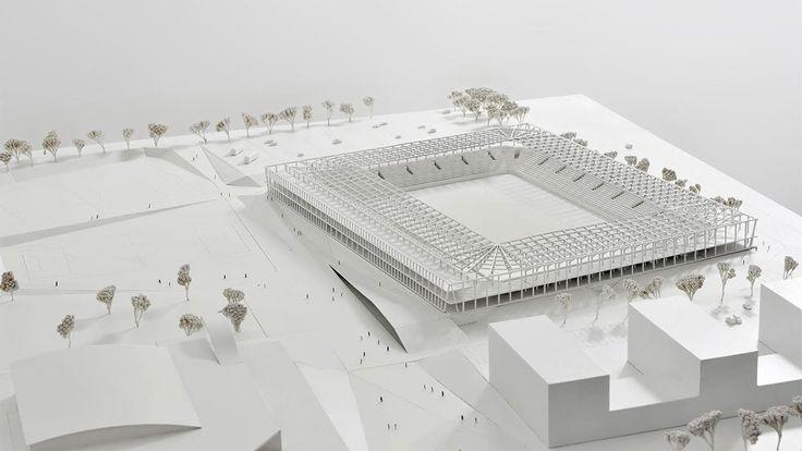 2pm architekci stadium in Olsztyn