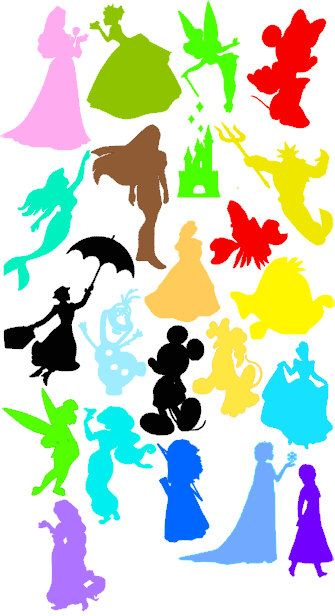 DISNEY Characters Magic Band Decals by SweetGeorgiaDesigns on Etsy https://www.etsy.com/listing/224182918/disney-characters-magic-band-decals