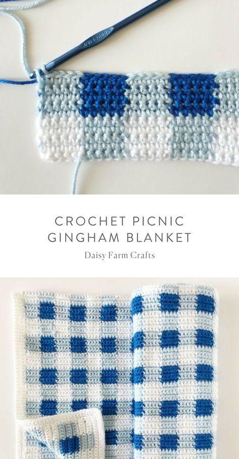Free Pattern - Crochet Modern | Mantas de ganchillo | Pinterest ...