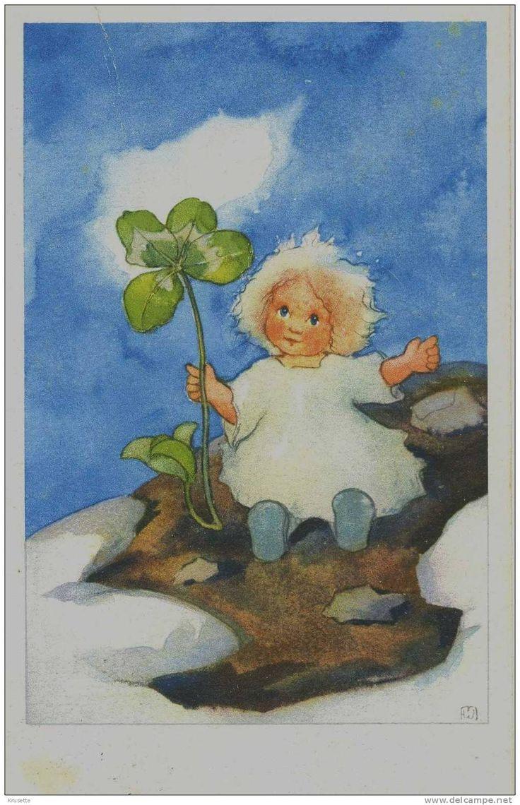 Mili Weber cards