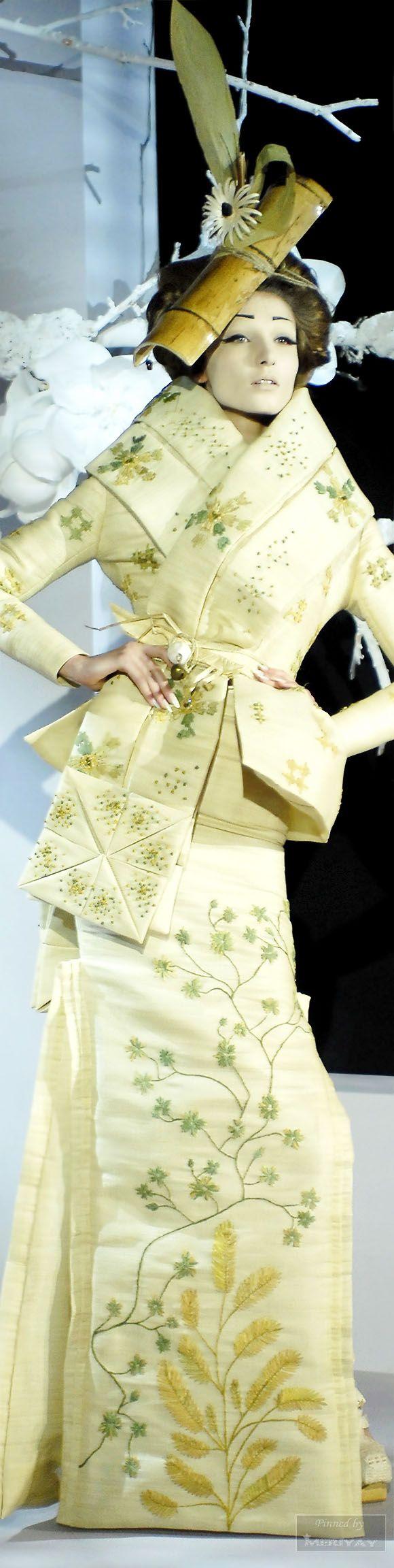 ~Christian Dior SS 2007 | House of Beccaria. V
