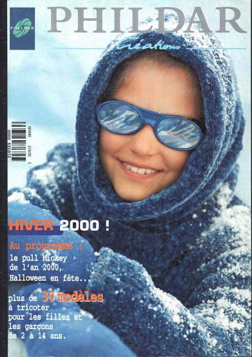 Phildar №325 Créations Enfants - Татьяна Банацкая - Picasa Albums Web