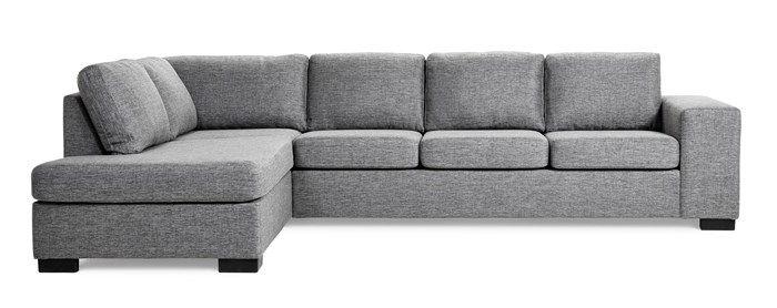 Produktbild - Nevada, 3-sits soffa, divan vänster