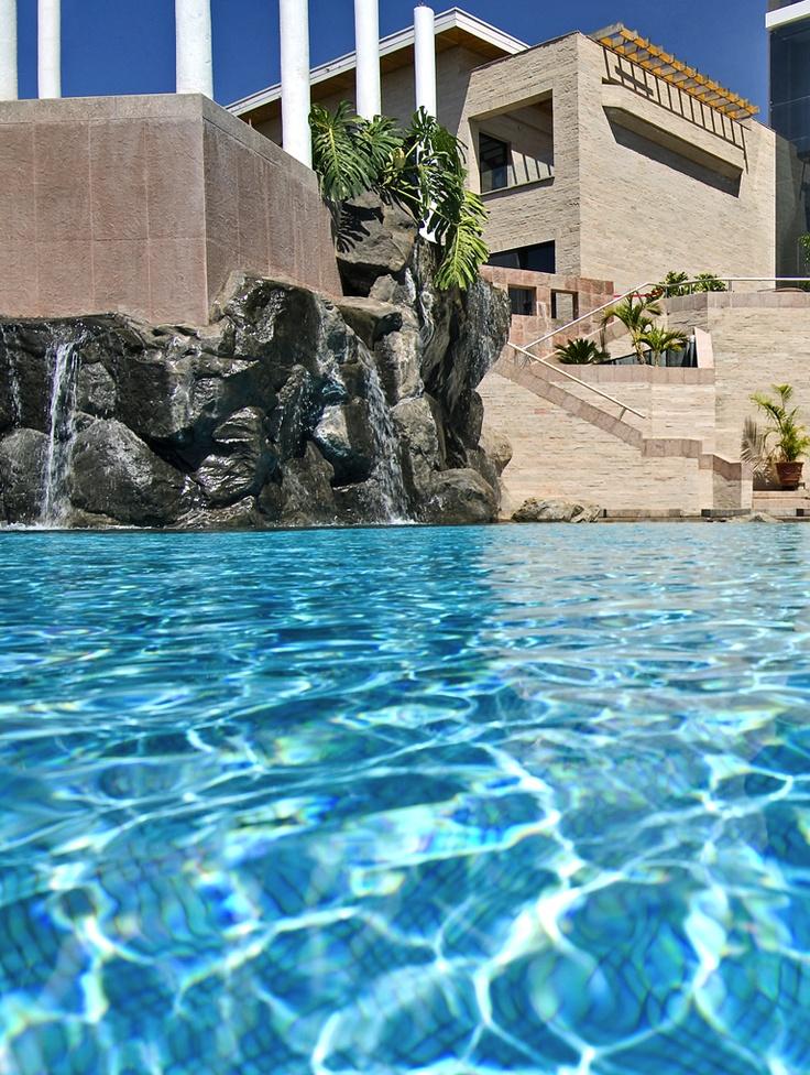 Cool off in Kenya