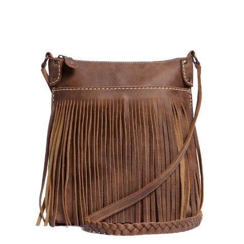 The Hippy Tribe | Women's Leather Shoulder Bags | Roots
