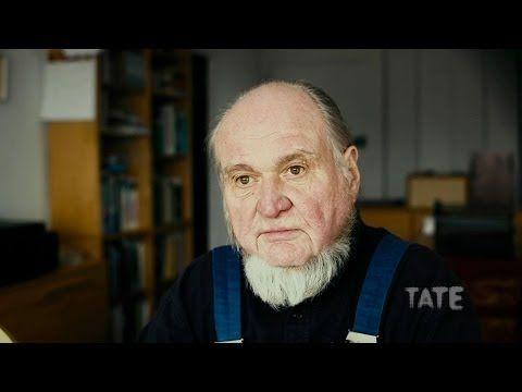 Carl Andre -  TateShots interview filmed at the artist's New York apartment https://www.youtube.com/watch?v=JLgwSgWpkpk