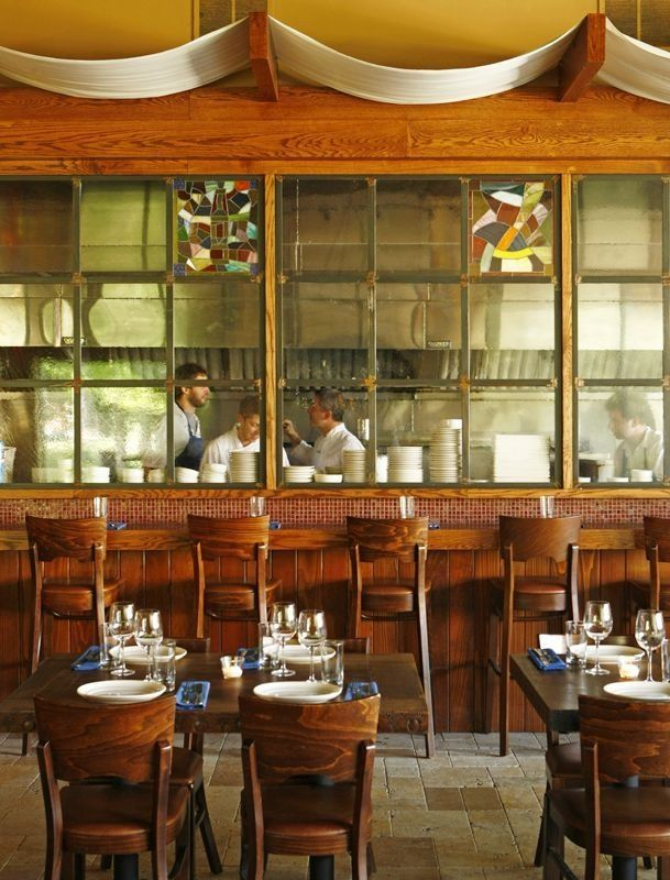 The Zahav restaurant in Philadelphia is a citadel of worn wood and limestone serving up mellow, musky, twice-cooked eggplant salad served next to nutty hummus with blistered flatbread, still warm from the wood-burning oven.