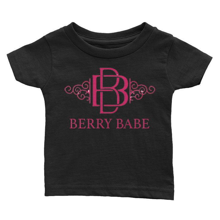 Infant Berry Babe Tee