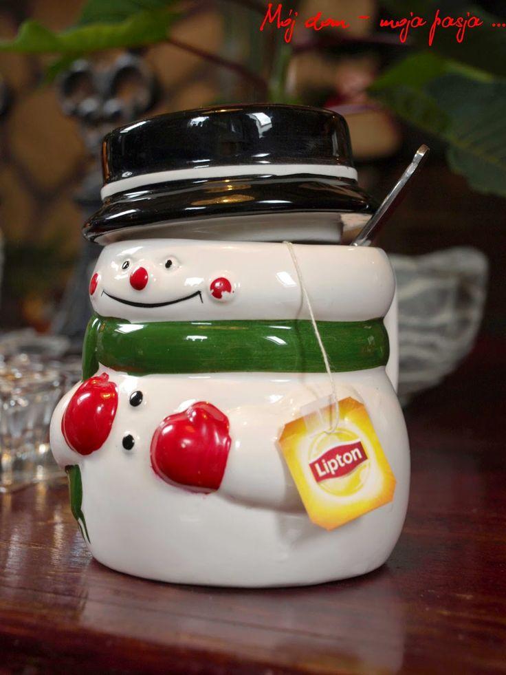 christmas, decor, mug, snowman, home,