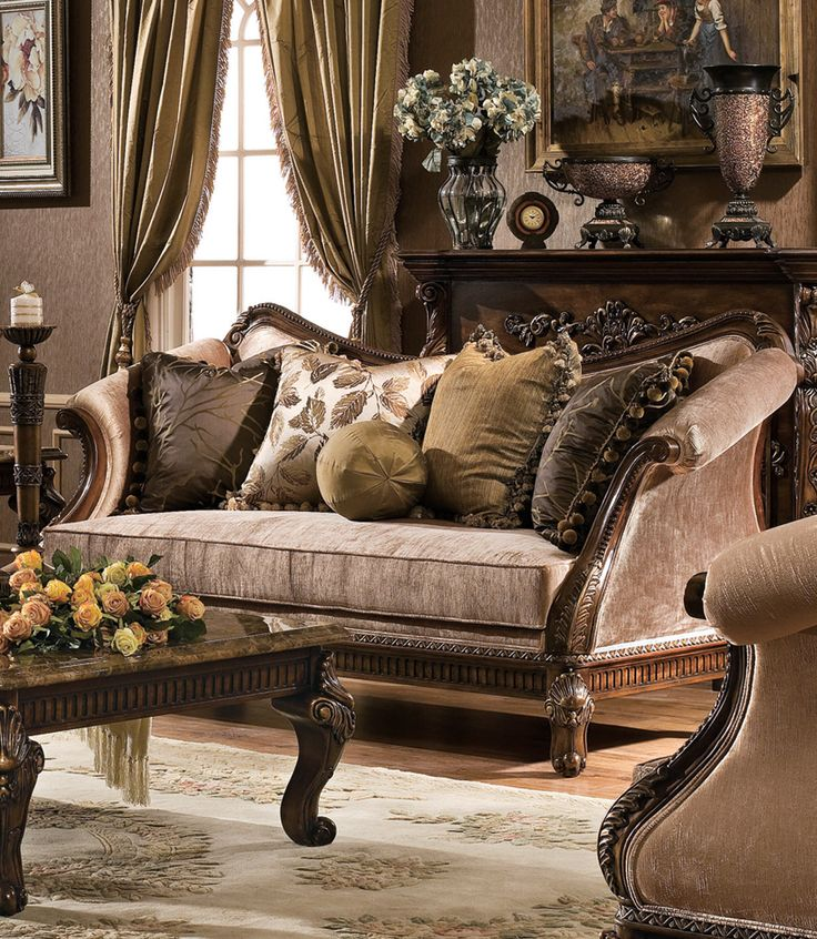 Venice Sofa by Orleans International - Home Gallery Stores