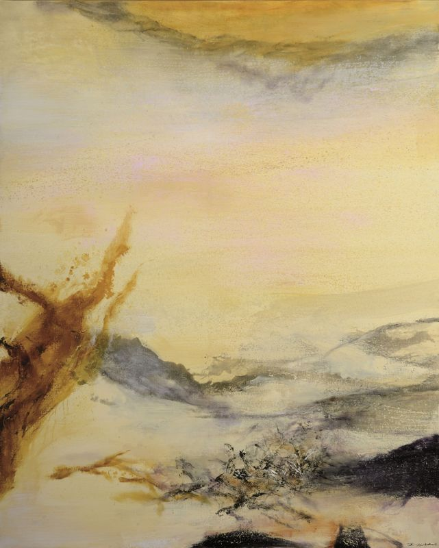 Zao Wou-ki (1920-2013), 05.06.99 - 1999