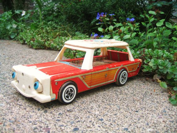 Rare Vintage Fisher Price Nifty Wagon Collectible Toy Car on Etsy, $300.00