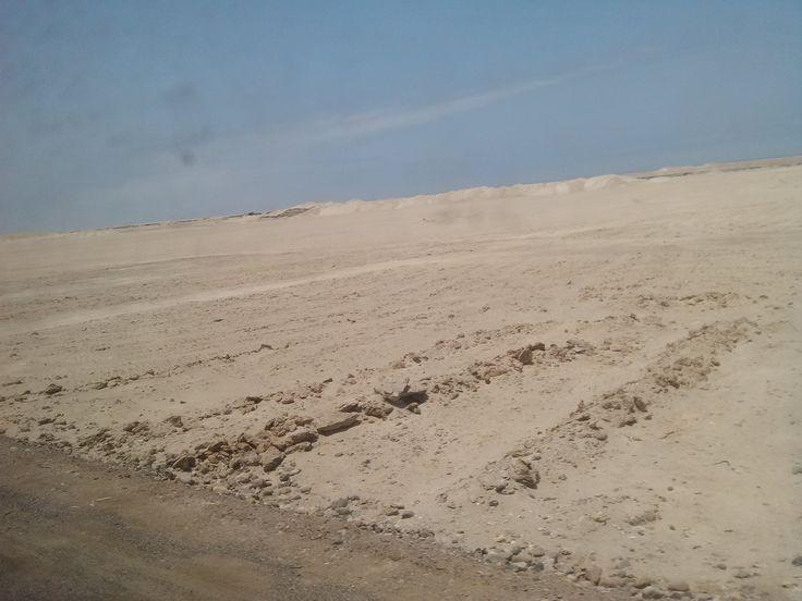 desierto norte