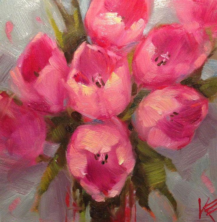 DPW Fine Art Friendly Auctions - Simple joy by Krista Eaton
