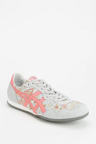 Asics X Liberty London Serrano Running Sneaker