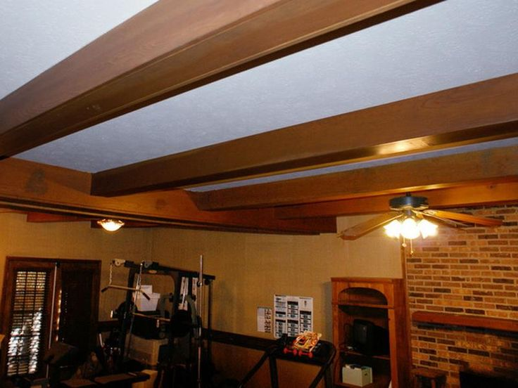 New Ceiling Options for Basement